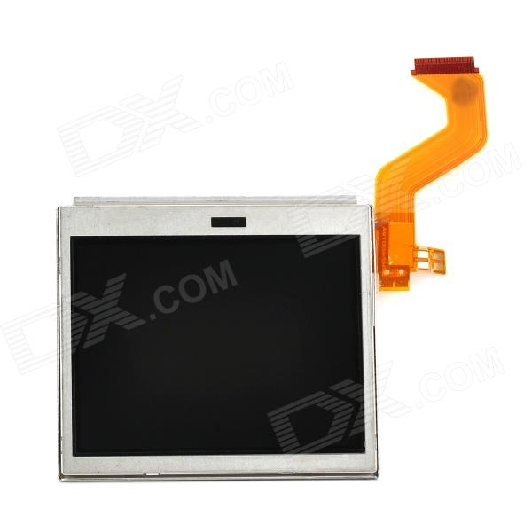 "3"" Replacement LCD Screen Module for NDSL - Silver (Upper Screen)"