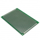 Jtron Universal Double-Sided PCB Board - Green (5 * 7cm)