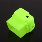 SMJ G-80 Protective Silicone Case for GoPro HD HERO 3 / SJ4000 - Green