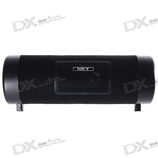 In-Car Sound Bar MP3 Player Speaker with USB Host/SD/MMC/Line-in and IR Remote