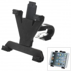 Black - M08 360 Grad Drehung Scooter Bracket w / C60 Back for 7 ~ 10-Zoll-Tablet PC Clamp