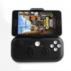 KSD KSD-818 Android Bluetooth Gamepad for Android 2.3 and Above Smartphone / Tablet PC - Black
