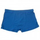 Children's Soft Breathable Modal Fabric Boxers Underwear - Blue + Black (Free Size / 5~12 Years)
