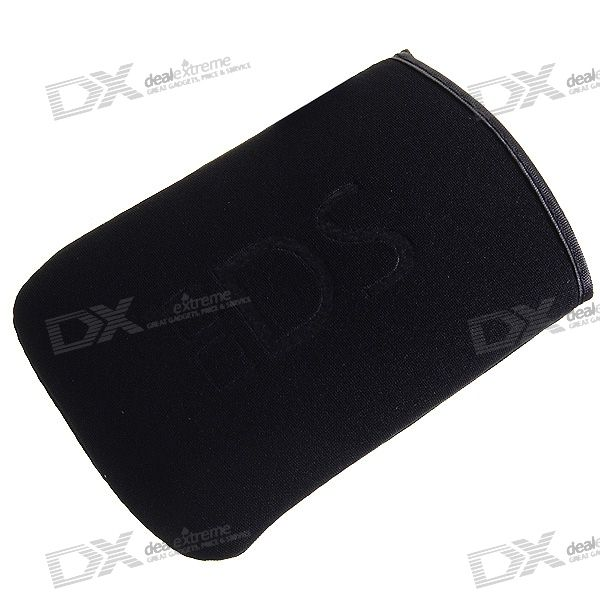Protective Soft Pouch for NDS/NDS Lite (Black)