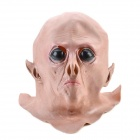 Halloween Naked Alien Mask - Nude+ Black