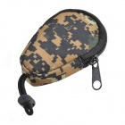 800D Waterproof Outdoor Key Bag - Brown Camouflage