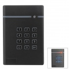 EK-02AMF High-grade Proximity Door Entry Password Access Control IC Card Reader - Black