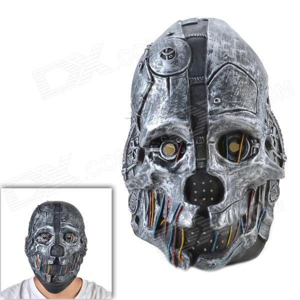 Halloween Assassin Mask - Black geons black holes