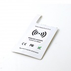 ZY-404 Wireless Charging Receiver for Samsung Galaxy S4 i9500 - White