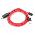 iTaSee Micro MHL to HDMI 1080P MHL Cable for Samsung Galaxy S4 S3 Note 2 Note 3