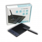 Huion H420 USB Signature Pad with Digital Wireless Capture Pen - Black