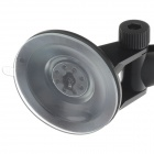 180 Degree Rotation Holder Mount w/ H01 Suction Cup for Samsung i9300 - Black