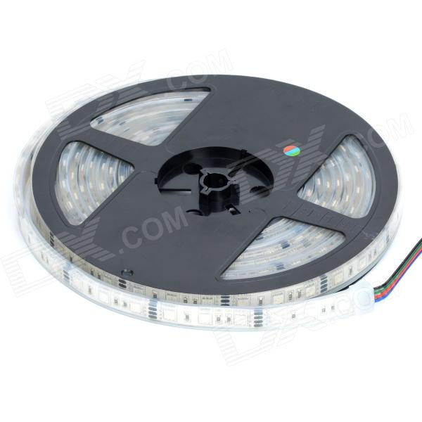 ip68 waterproof 4 pin 72w 5400lm 300 smd 5050 led rgb. Black Bedroom Furniture Sets. Home Design Ideas