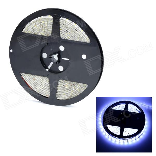 HML Waterproof 13000lm 10000K 300-5730 SMD LED Cold White Car Decoration Lamp Strip - White + Yellow
