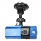 "AT500 2.7"" TFT 1.3M CMOS 1080P FHD Car DVR Camcorder w/ Parking Monitor, AV OUT, HDMI, G-sensor"