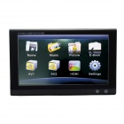 VD-9001 9'' 1080P Super Slim HD Touch Screen Headrest Car Player w/ IR, USB, TF, FM, HDMI - Black