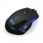 E-3lue EMS152 E-blauen Mazer 2500dpi USB 2.4GHz Wireless Optical Gaming Mouse - Schwarz (2 x AA)