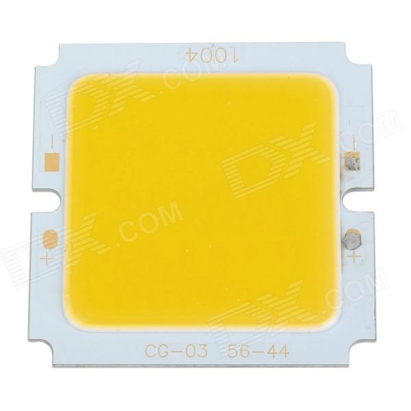 20w 1800lm 3300K Warm White Light Square COB LED Module (33-36V)