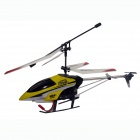 QI ZHI 1016 3.5-Channel Radio Control R/C Helicopter - Yellow