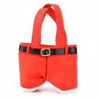 hb-001 Christmas Wedding Sugar Packaging Bag - Red + Black