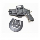 PVC Gun Holsters for A-170 Guns - Black