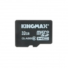 KINGMAX Micro SDHC com adaptador SD - Preto + Gray (32GB / Class 6)