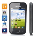 "Refurbished Samsung S5660 Android 2.2 WCDMA Bar Phone w/ 3.2"" Screen, Wi-Fi, GPS and TV - Black"