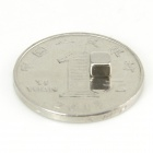 Square Powerful NdFeB Small Magnet - Silver (25 PCS)