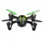 Hubsan X4 H107C 2.4G 4CH R/C Quadcopter With Camera - Black + Red