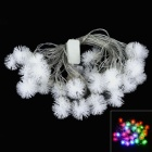 Energy-saving Decorative LED Light for Christmas - White