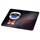 DXman Style Mouse Pad Mat - Black (Germany Style)