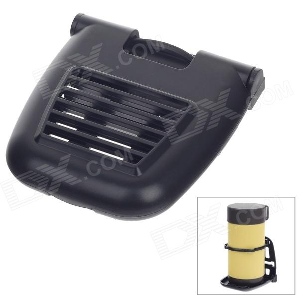 CARFU AC-2177 Hanging Type Car Plastic Beverage Holder - Black