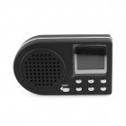 BFQ-01 Bird-twitter Simulator 400m Wireless Remote Control MP3 Player -Black