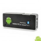 Changzhuo MK802 Android 4.1 Dual Core Google TV Player w/ Bluetooth / 1GB ROM / 8GB RAM (EU Plug)