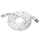 CAT-7 10G RJ45 Male to Male High Speed Transmission Network Cable - White (3m)