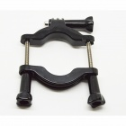 BZ66 Motorcycle Frame Bracket Holder for GoPro / SJ4000 - Black