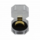 Golden Magnetic Ring for Magic Trick (2cm Inner-Diameter)