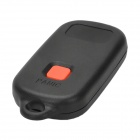 Replacement Car 4-Button Remote Key Case for Toyota Camry - Black