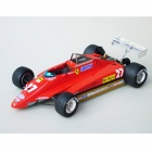 Genuine Fujimi Ferrari 126C2 San Marino Plastic Model Kit