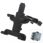 M07 360 Degree Rotation Bracket w/ C61 Back Clamp for Samsung i9200 / Ipad MINI - Black