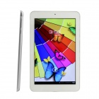 "Novo7 EOS 7 ""Android4.0 3G Dual Core Tablet PC w / 1GB RAM, 16GB ROM - Weiß + Silber"