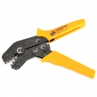 LODESTAR L214192 Terminals Ratchet Crimping Tool - Yellow + Black