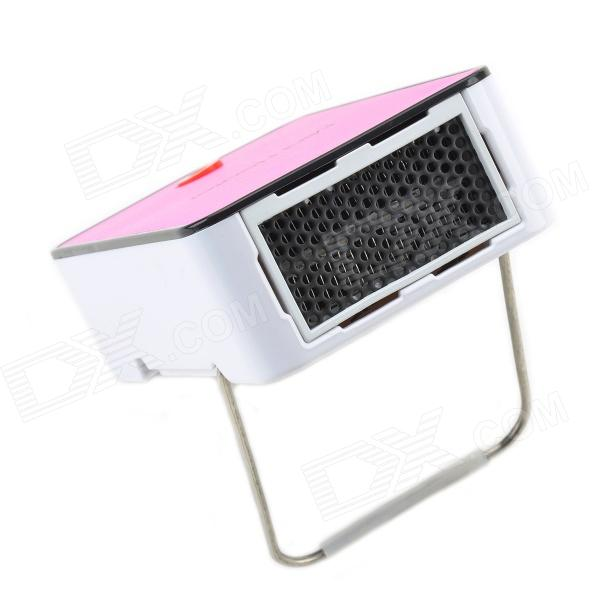 Wy mini heater deep pink free shipping dealextreme