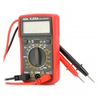 WLXY WL-36 Mini Portable Electronic Repair Herramientas Bag Kit - Negro + rojo + naranja + Silver