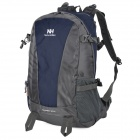 Naturehike-NH Convenient Outdoor Sporty Water Resistant 420D Nylon Backpack - Blue + Gray (38L)