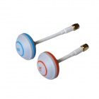 Boscam 5.8GHz Cloud Spirit Antennas (TxA and RxA, A Pair in One Set) - Multicolored