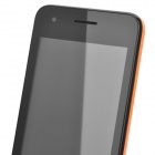 "CUBOT GT72 kaksiytiminen Android 4.2 GSM bar puhelin w / 4.0"" screen, wi-fi, GPS ja dual-band - oranssi"