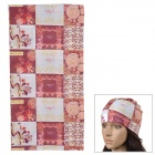 6032424 Outdoor Sports Seamless Polyester Fiber Turban Head Scarf - Multicolored