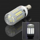 Lexing LX-YMD-073 E14 3.5W 300lm 7000K 34-SMD 5050 Cold White polttimo
