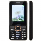 "T.Gstar 009 2.4"" Screen GSM Dual Network Standby Cell Phone w/ Bluetooth, FM, Camera - Black"